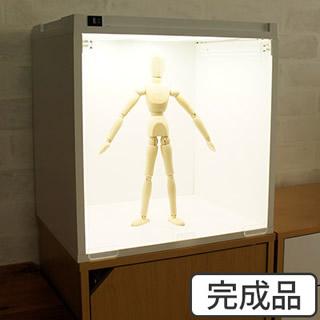 CUBE BOX α LEDタイプ【完成品】