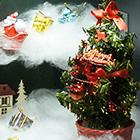 CUBEBOXα LEDタイプで楽しいクリスマス